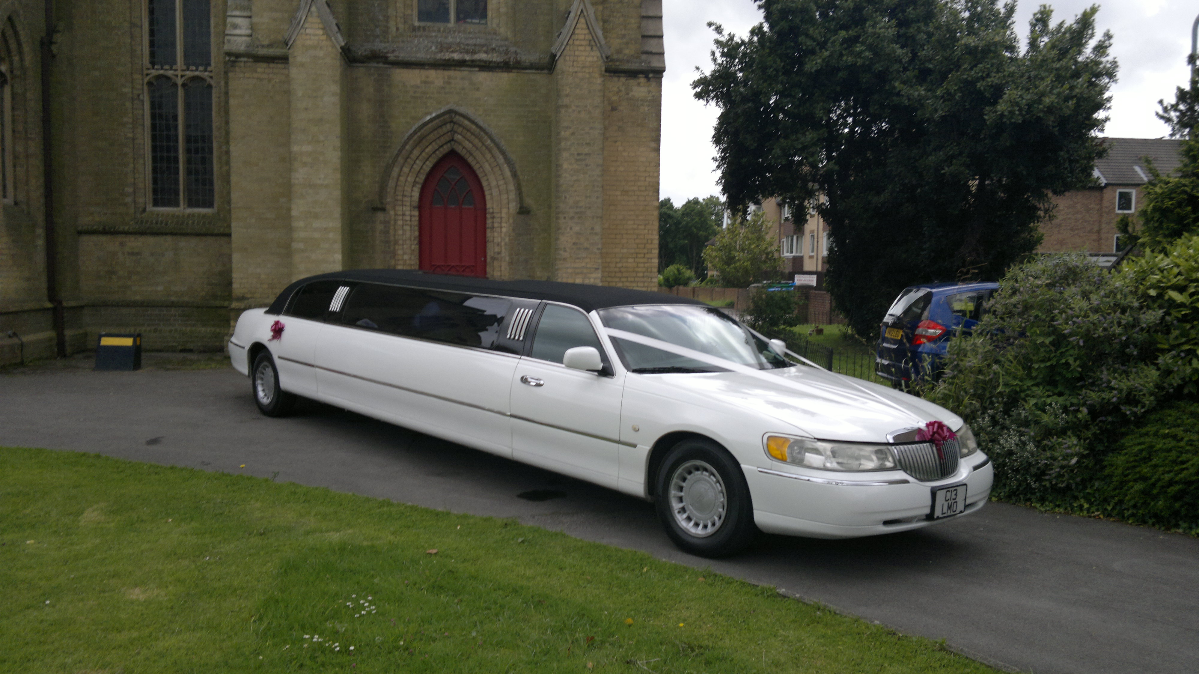 Hampshire Car Hire For Prom